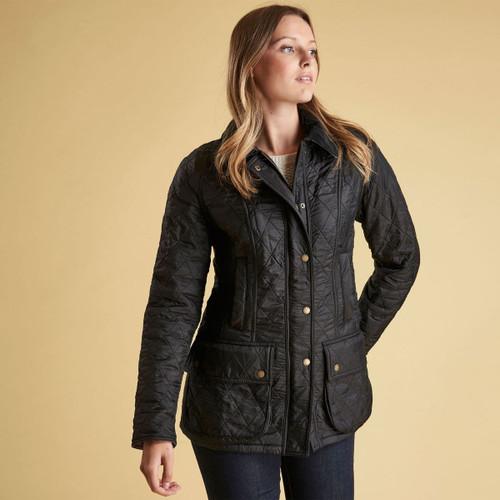 Barbour Womens Beadnell Polarquilt Jacket