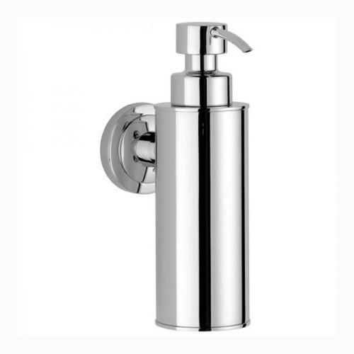 Chrome Plated Samuel Heath Series 7000 Liquid Soap Dispenser N7047