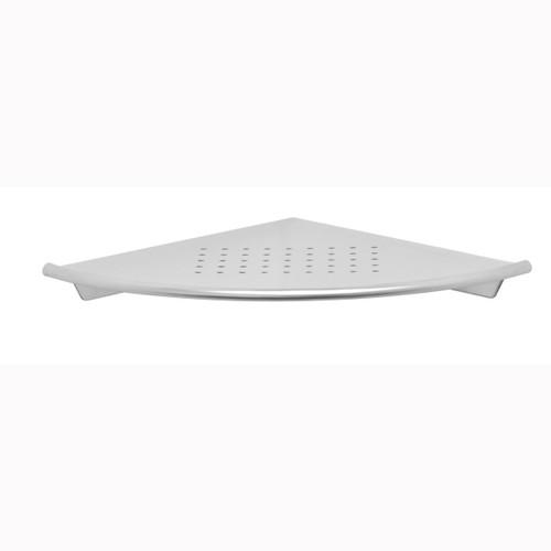 Stainless Steel Samuel Heath Series 7000 Corner Shelf N7913