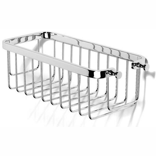 Chrome Plated Samuel Heath Hook Shower Basket N152