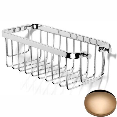 Antique Gold Samuel Heath Hook Shower Basket N152