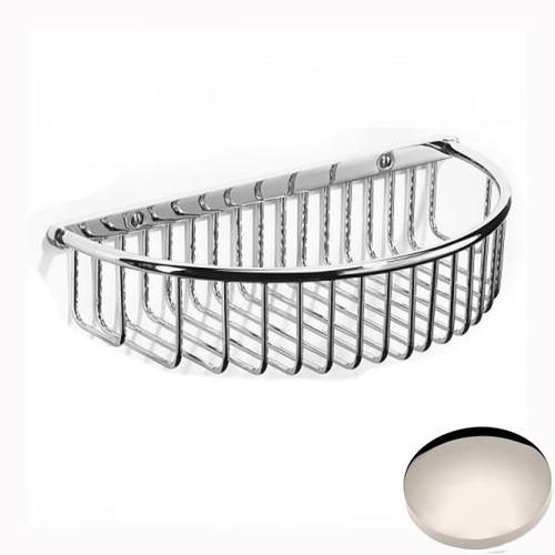 Polished Nickel Samuel Heath Shower Basket N153