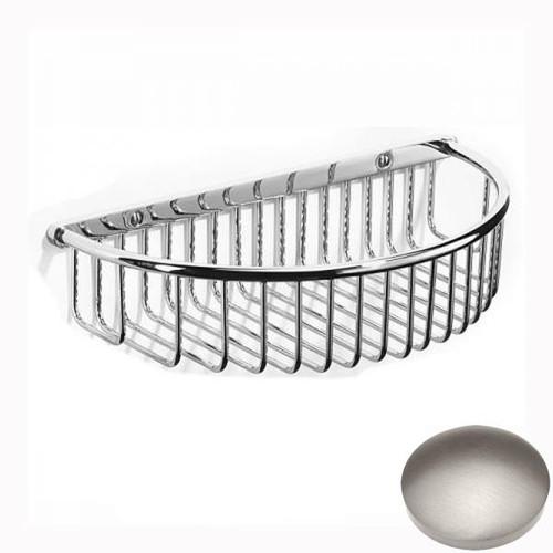 Stainless Steel Finish Samuel Heath Shower Basket N153