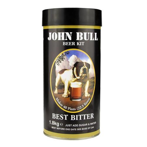 Youngs John Bull Best Bitter 40 Pint Kit