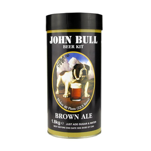 Youngs John Bull Brown Ale 40 Pint Kit