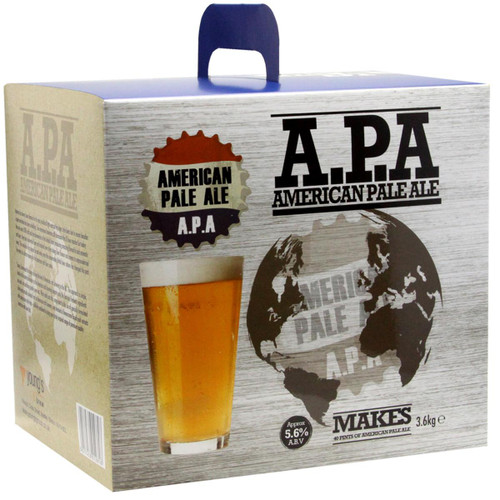 Youngs American Pale Ale 40 Pint Kit