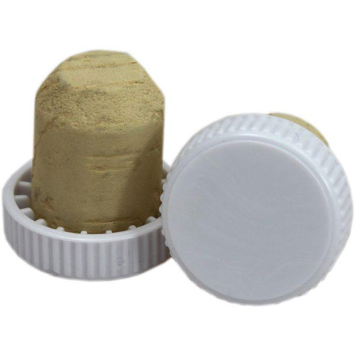 Youngs 30 Plastic Top Flanged White Corks