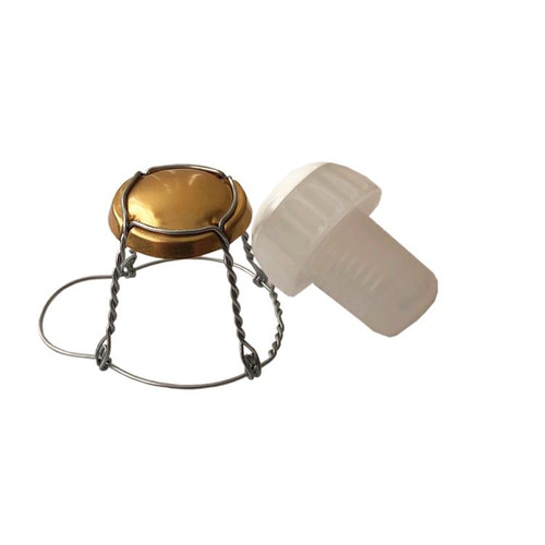 Youngs Champagne Stoppers/Cages