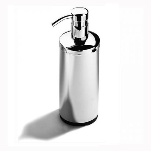 Chrome Plated Samuel Heath Freestanding Liquid Soap Dispenser L302