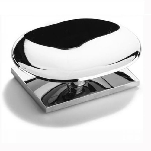 Chrome Plated Samuel Heath Freestanding Soap Holder L140