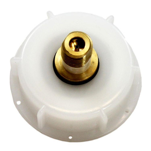 Youngs 8 grm CO2 Inlet/outlet Valve with Piercing Pin