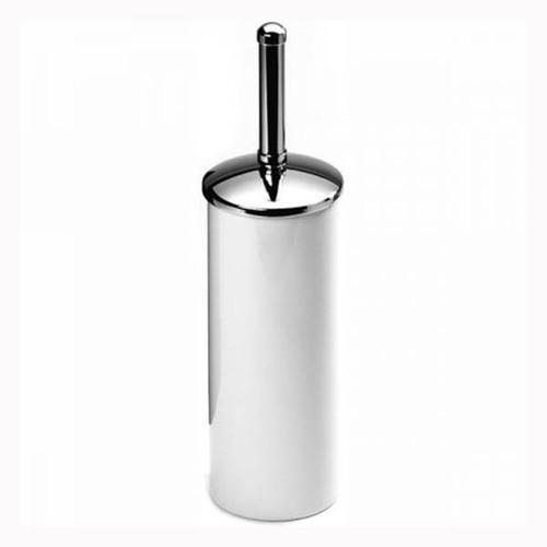 Chrome Plated Samuel Heath Freestanding Toilet Brush L49