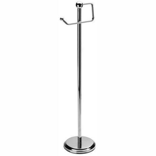 Chrome Plated Samuel Heath Freestanding Toilet Roll Holder L228