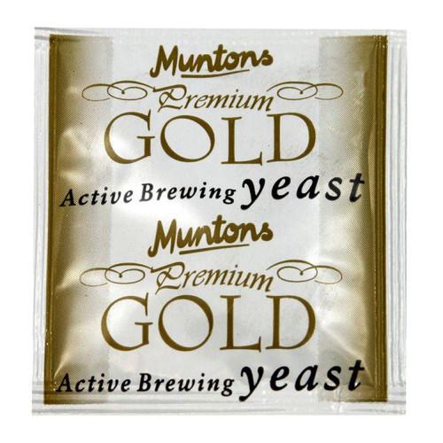 Youngs Muntons 6g Premium Gold Yeast