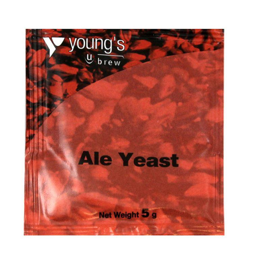 Youngs 5g Ale Yeast Sachet