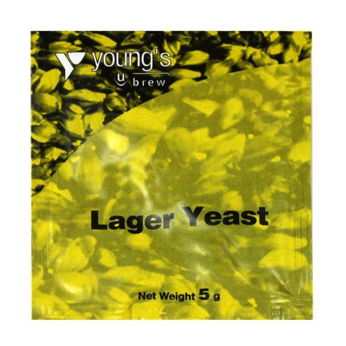 Youngs 5g Lager Yeast Sachet