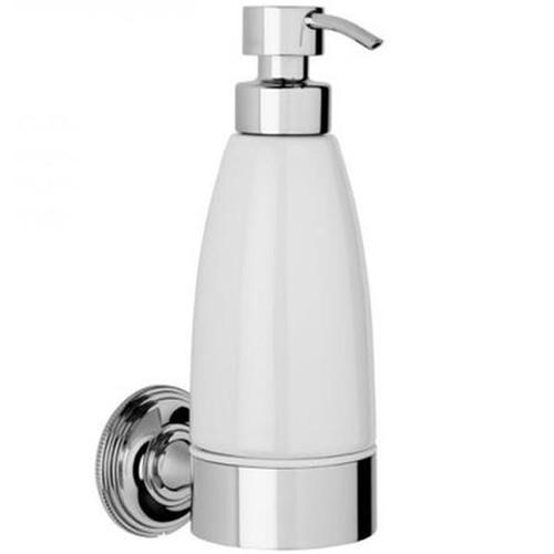 Chrome Plated Samuel Heath Soap Dispenser