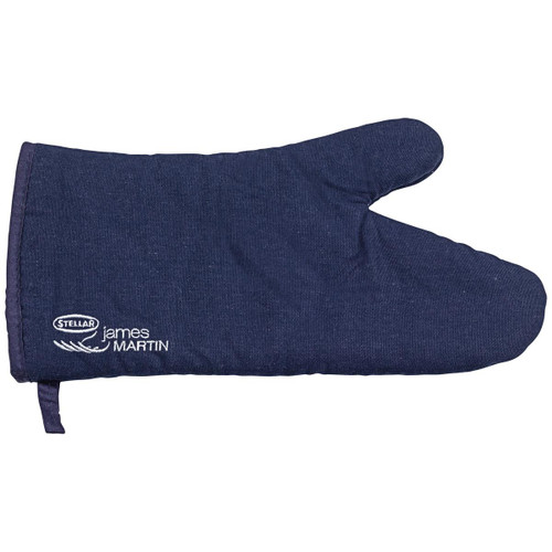 Blue Stellar James Martin Textiles Oven Glove