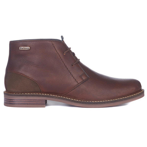 Teak Barbour Mens Readhead Boots