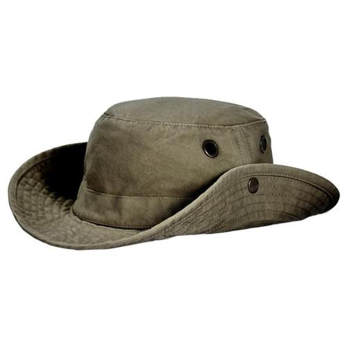 Vintage Olive Tilley Wanderer Hat