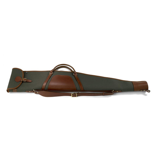 Loden Green Tan Croots Bipod Rifle Slip