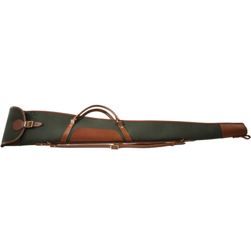 Loden Green Tan Leather Croots Rosedale Shotgun Slip