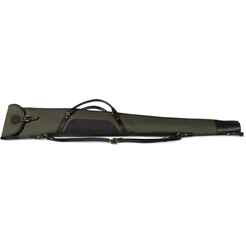 Loden Green Dark Leather Croots Rosedale Shotgun Slip