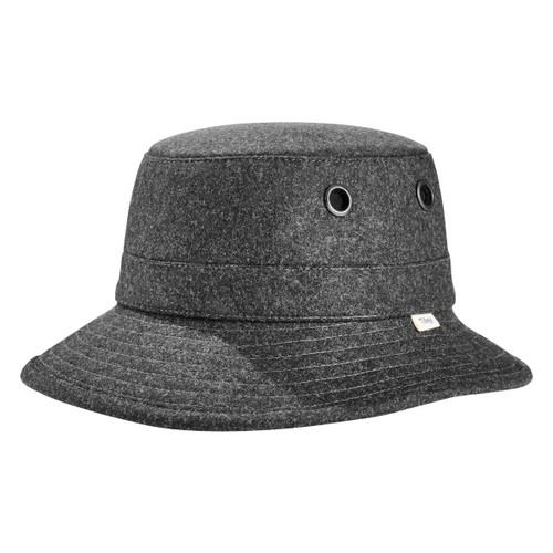 Charcoal Mix Tilley T1 Wool Hat