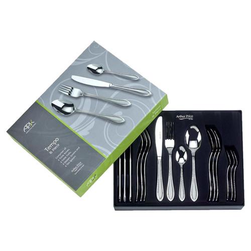 Tempo Arthur Price 16 Piece Cutlery Set
