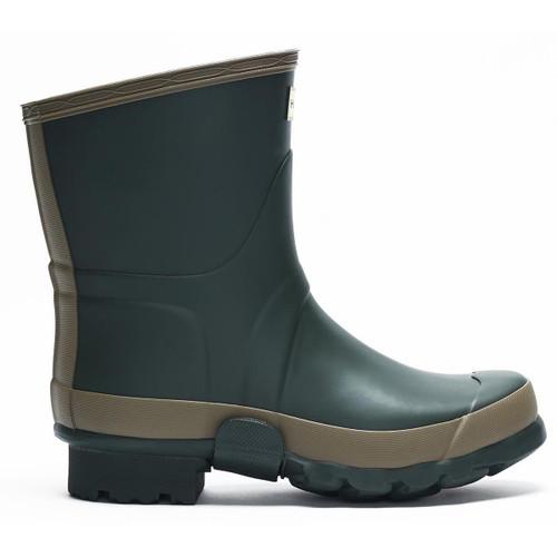Dark Olive/Clay Hunter Mens Field Gardener Short Boot