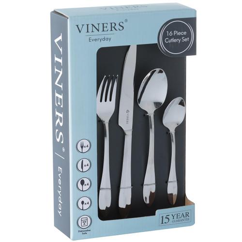 Viners Everyday Breeze 16 Piece Cutlery Set