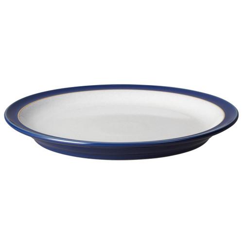 Denby Elements Dark Blue Dinner Plate
