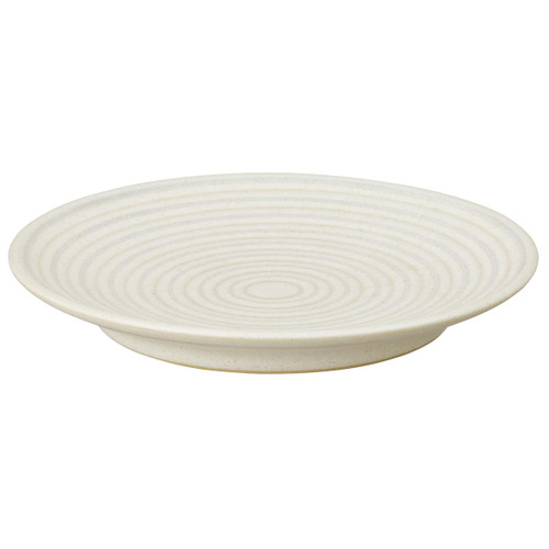 Denby Impression Cream Accent Small Plate