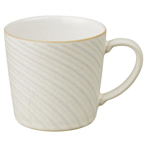 Denby Impression Cream Accent Large Mug