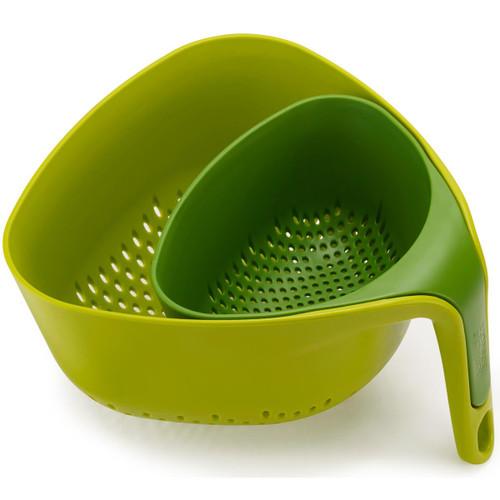 Green Joseph Joseph Nest Colander