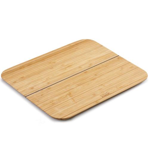 Bamboo Joseph Joseph Small Chop2Pot Bamboo Chopping Board