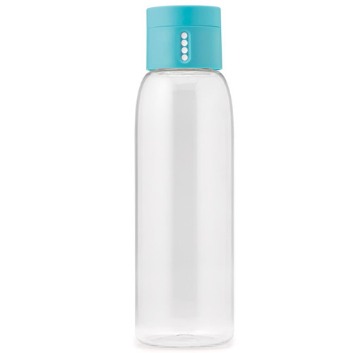 Tuquoise Joseph Joseph Dot Hydration-tracking 600ml Water Bottle