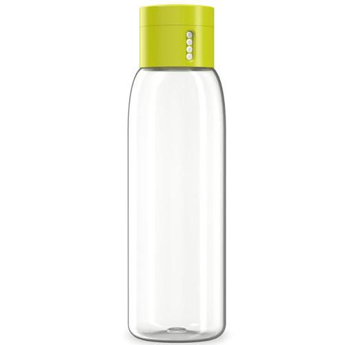 Green Joseph Joseph Dot Hydration-tracking 600ml Water Bottle