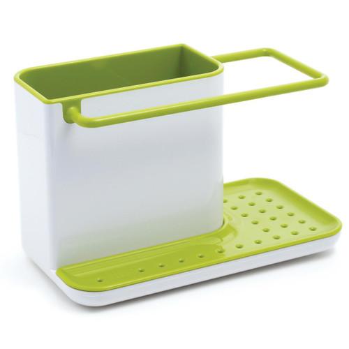 White/Green Joseph Joseph Sink Caddy