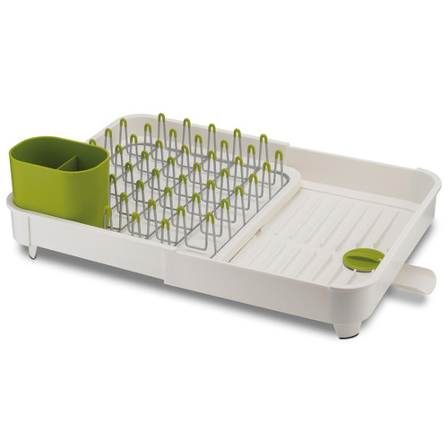 Green Joseph Joseph Extend - Expandable Dish Rack