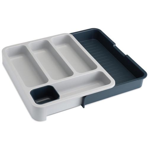 Grey/Grey Joseph Joseph DrawerStore Cutlery Tray
