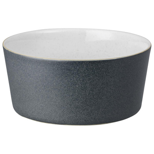 Denby Impression Charcoal Straight Bowl