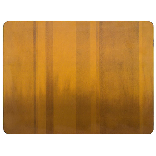 Denby Colours Mustard Set Of 6 Placemats