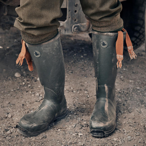 Seeland Mens Noble Gusset Wellington Boots