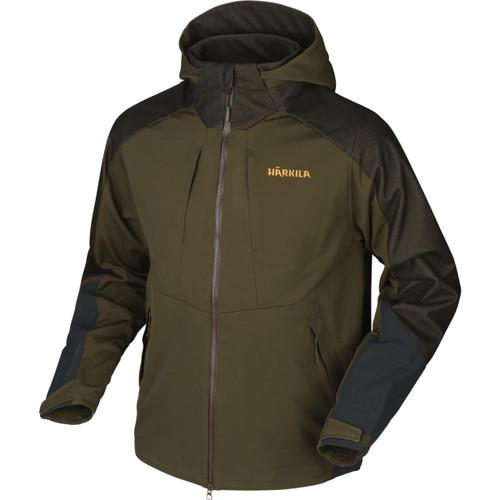 Willow Green Harkila Mens Mountain Hunter Hybrid Jacket