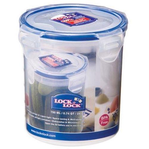 700ml LocknLock Round Container