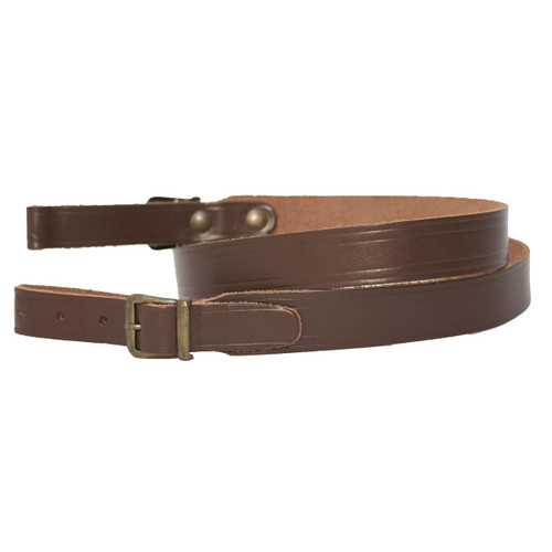 Brown Bisley Basic Leather Sling