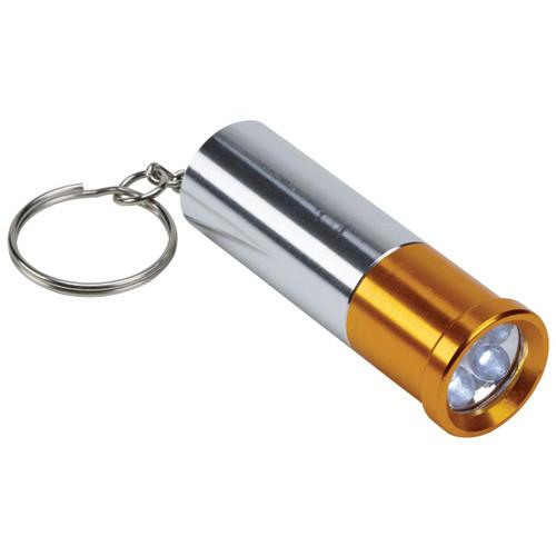 Bisley Cartridge Keyring Torch