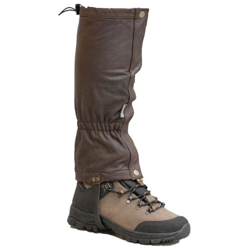Bisley Leather Gaiters