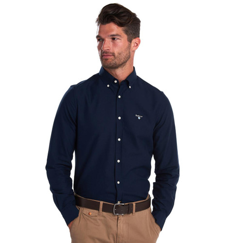 Barbour Mens Oxford 3 Tailored Shirt